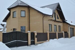Дом в п. Первомайский