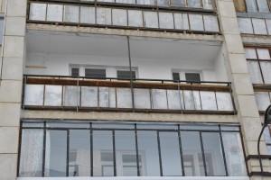 Каркас для балкона