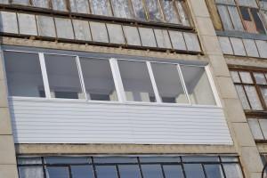 Балкон купе