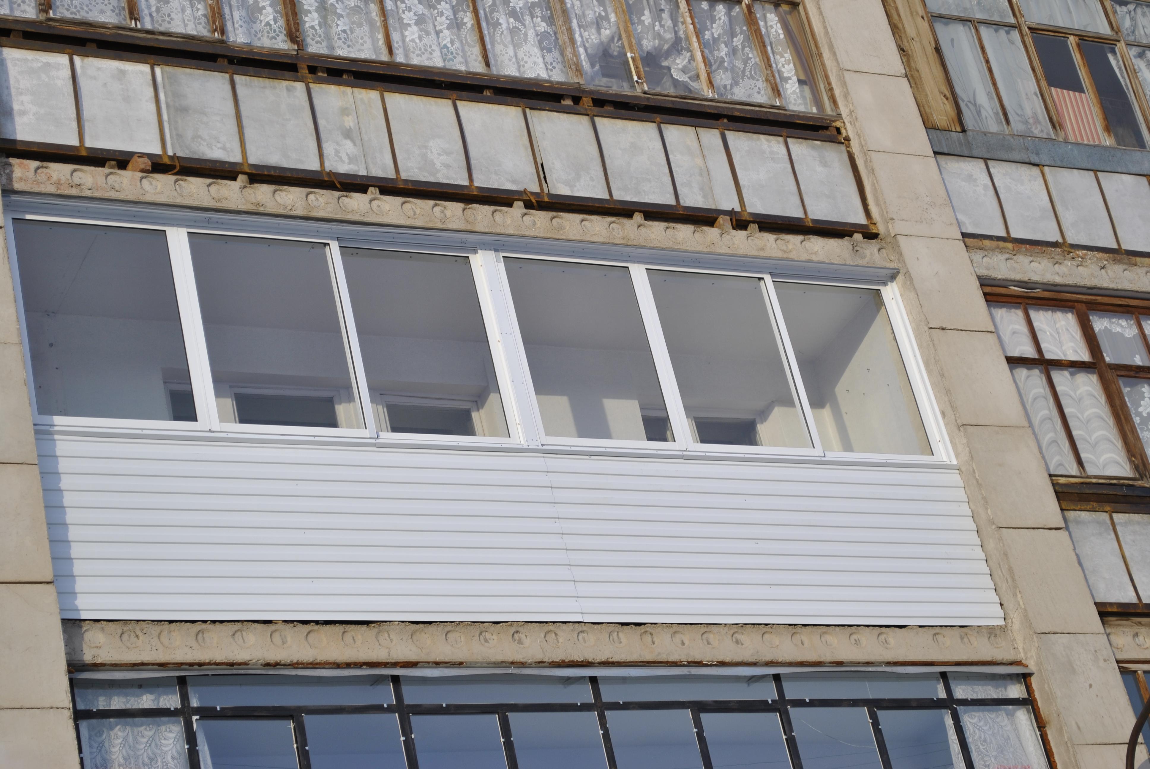 Остекление лоджий по доступной цене в нижнем новгороде балко.
