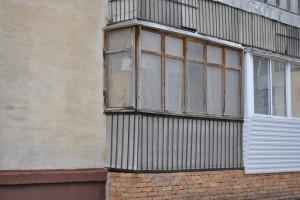 Балкон на Фрунзе