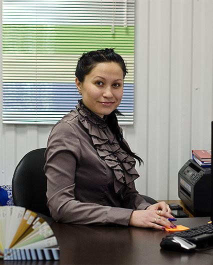 Олеся Равильевна